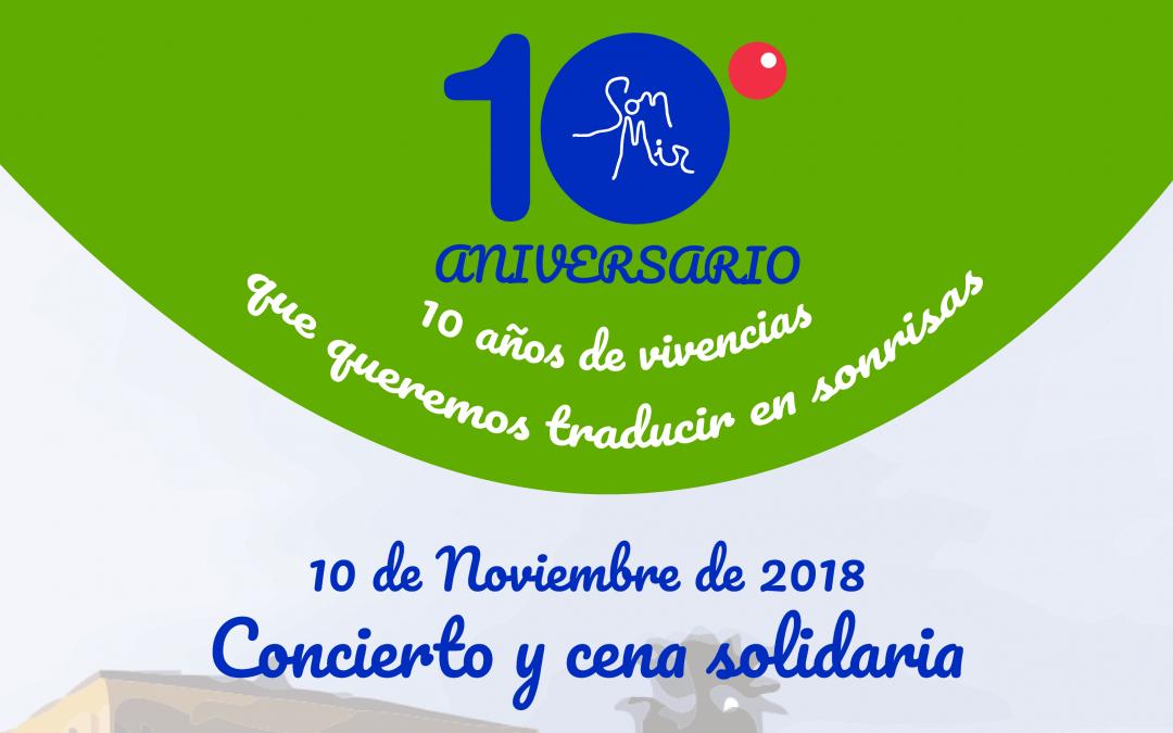 ¡Son Mir celebra su 10º aniversario repartiendo sonrisas!