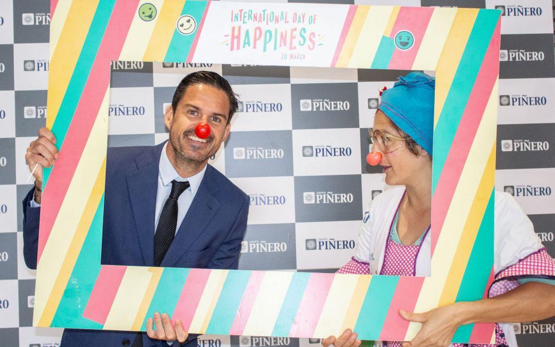 20 de Marzo, Día Internacional de la Felicidad  -Visita al Grupo Piñero