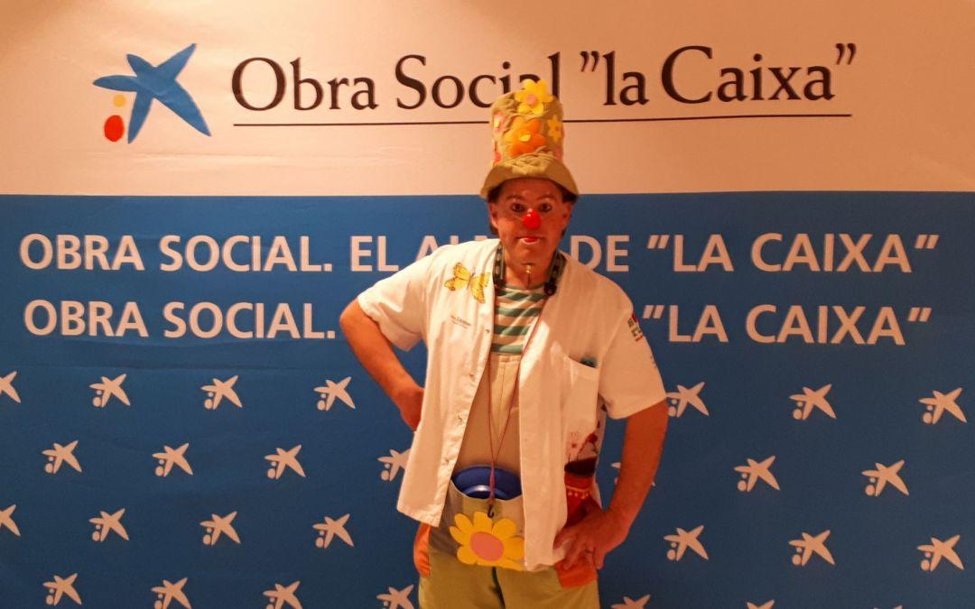 """Acuerdo de colaboración con Obra Social """"la Caixa"""""""