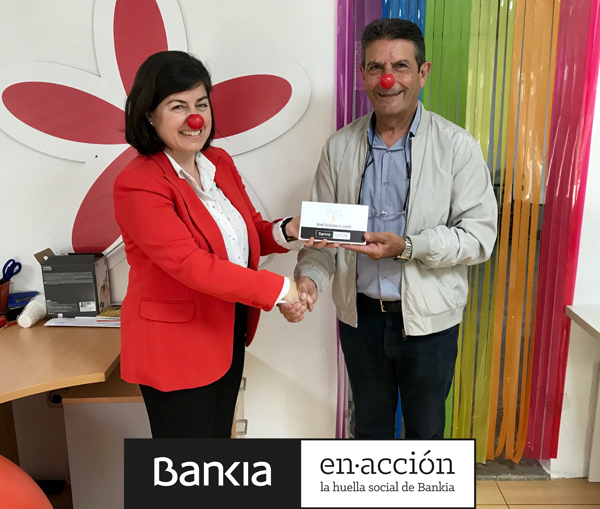 Red Solidaria 2018 – En Acción Bankia y SM