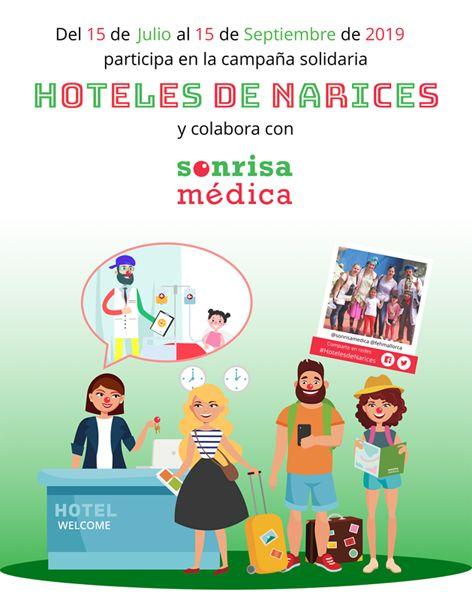 """VI Campaña """"Hoteles de Narices"""""""