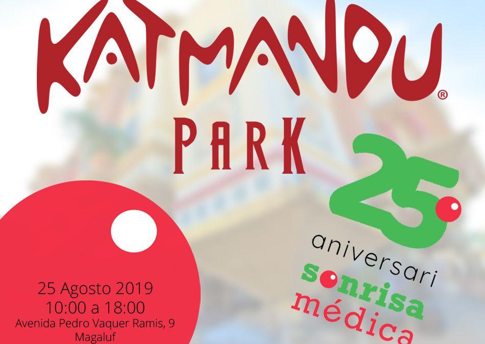 Fiesta en Katmandú Park
