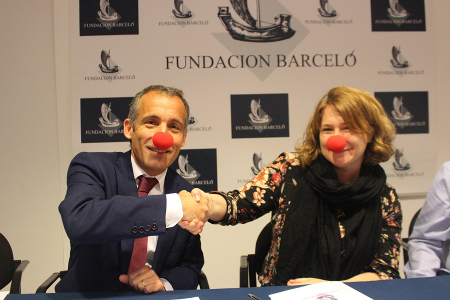 Ayuda Fundación Barceló